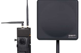 Emetteur & transmetteur HF pour caméra professionelle