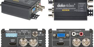 Convertisseur DAC70 DATA VIDEO