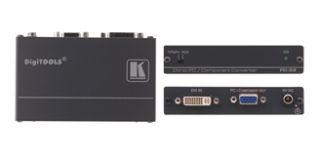 Convertisseur DVI vers VGA & YUV et HDTV Kramer