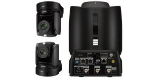 Caméra tourelle HD & SD Sony BRC H800