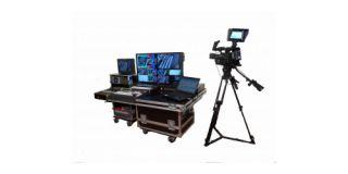 Plateau 1 - régie HD 4 Caméras TRIAX