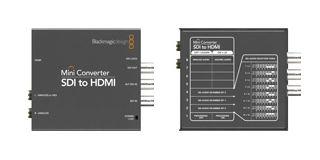 Convertisseur  SDI vers HDMI