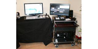 Régie TRICASTER HD XD850 EXTREME